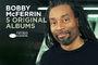 5 Original Albums, Stimmbandkünstler und Gesangsrevolutionär - Bobby McFerrin in 5er-Box
