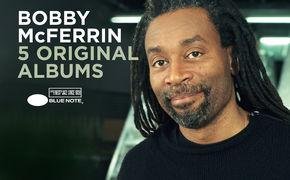 Bobby McFerrin, Stimmbandkünstler und Gesangsrevolutionär - Bobby McFerrin in 5er-Box