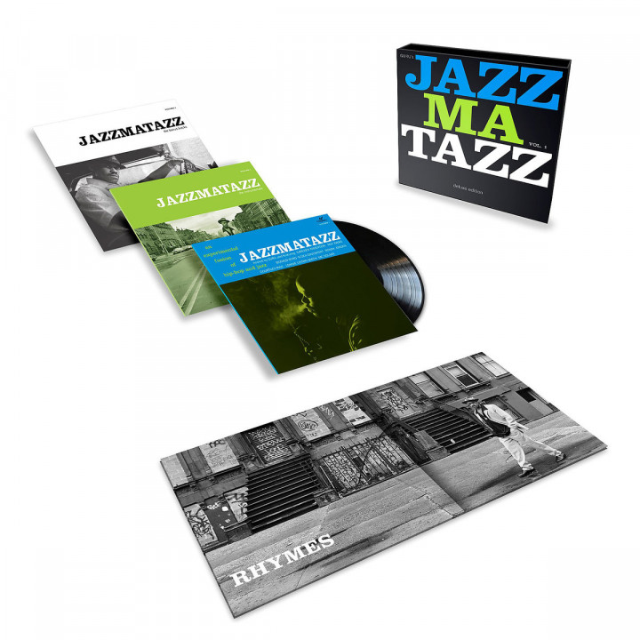 Guru's Jazzmatazz, Vol. 1 (25th Anniv. Deluxe Edt.)