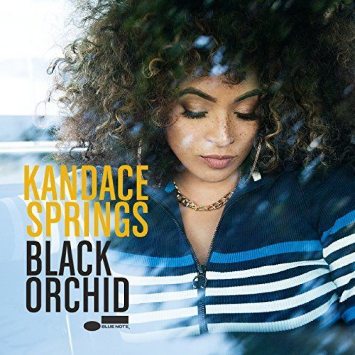 Kandace Springs - Black Orchid