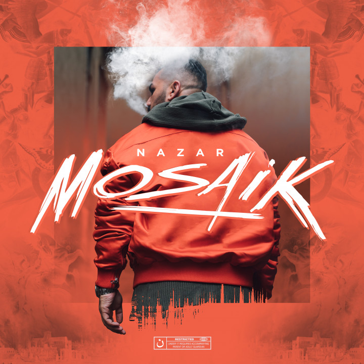 Nazar Mosaik Cover
