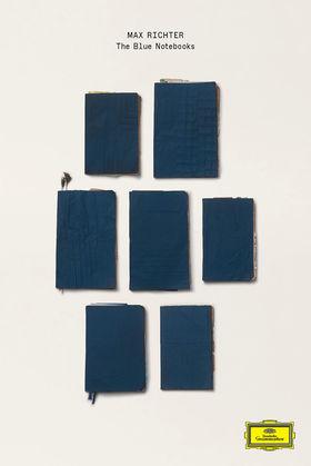 Max Richter, The Blue Notebooks, 00028947999058