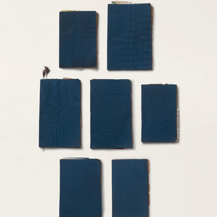 The Blue Notebooks