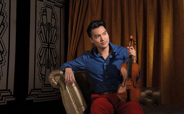 Ray Chen, Glänzender Einstieg - Mit The Golden Age legt Ray Chen ein virtuoses Debüt bei Decca hin