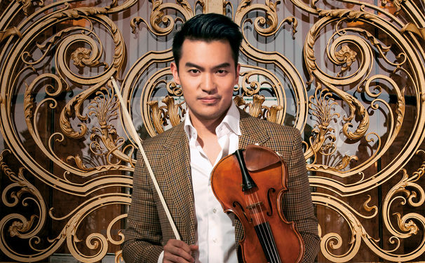 Ray Chen, Musikalische Zwischenlandung – Geiger Ray Chen begeistert im Flugzeug mit Bach