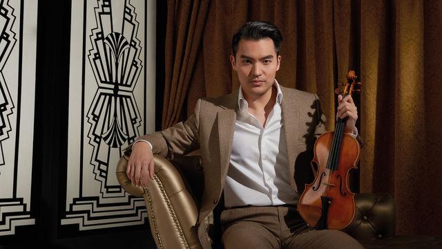 Ray Chen, Goldstück - Mit seinem ersten Album für Decca feiert Ray Chen die goldenen Zeiten der Violine