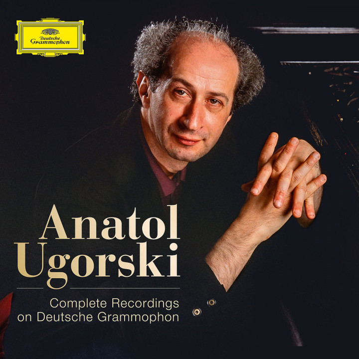 Anatol Ugorski - The Complete Recordings On Deutsche Grammophon