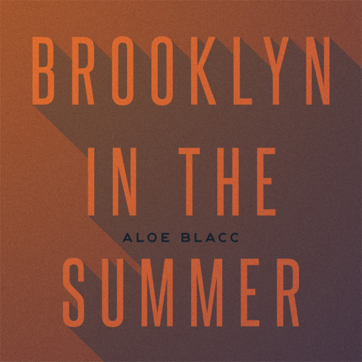 Aloe Blacc - Brooklyn In The Summer Cover