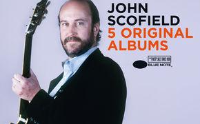 John Scofield, Progressiver Alleskönner - John Scofield in 5er-Box