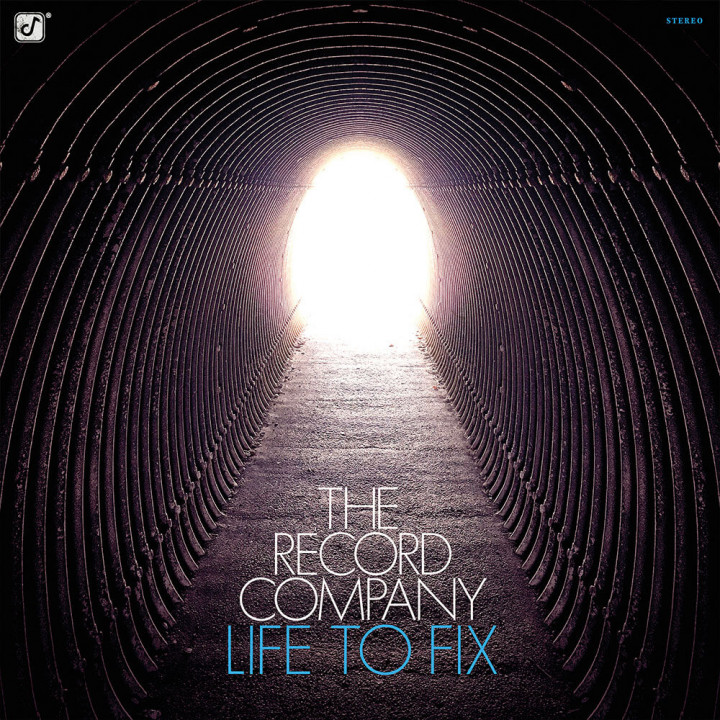 The Record Company - Life To Fix Cover 2018