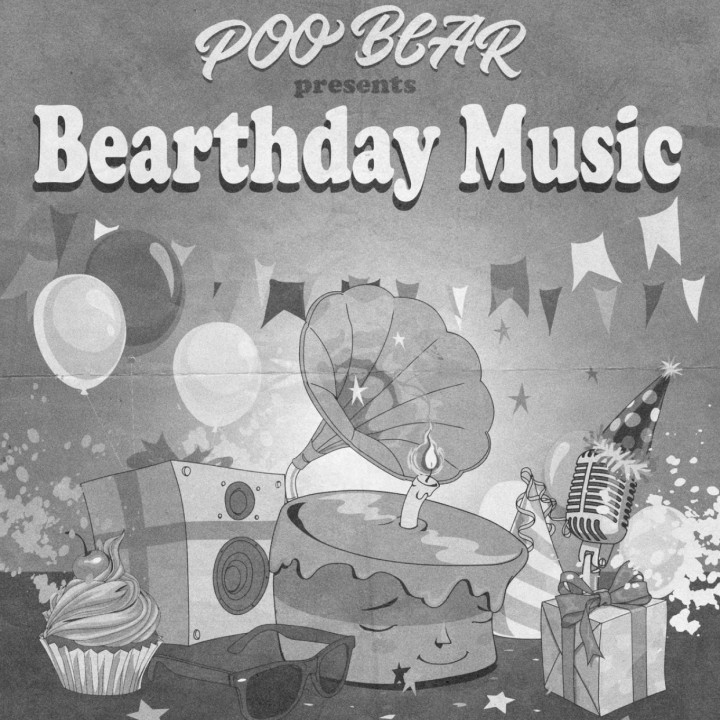 Poo Bear Bearthday Music Album