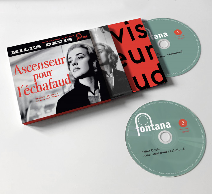 Ascenseur Pour L'Echafaud (2-CD-Set)