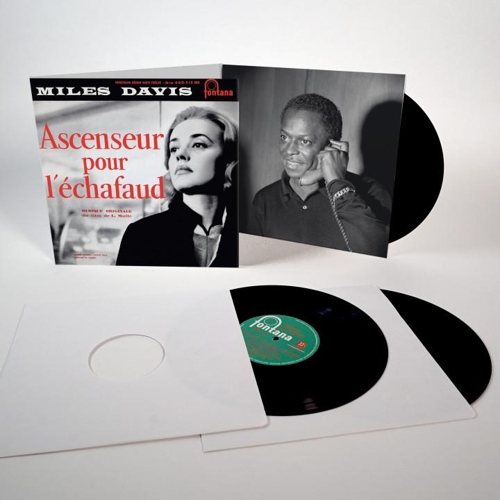 """Ascenseur Pour L'Echafaud (3x10"""" LP-Set)"""