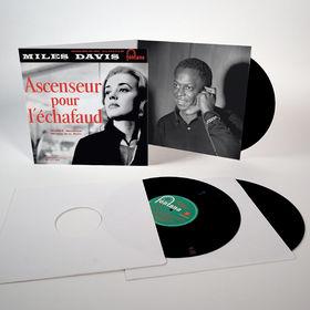 Miles Davis, Ascenseur Pour L'Echafaud (3x10 LP-Set), 00600753796399
