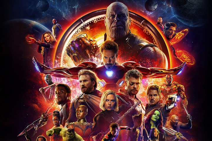 Avengers: Infinity War Asset 2018