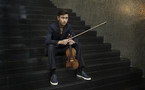 Daniel Lozakovich, Virtuosität und Spielfreude – Gewinnen Sie Daniel Lozakovichs Debütalbum