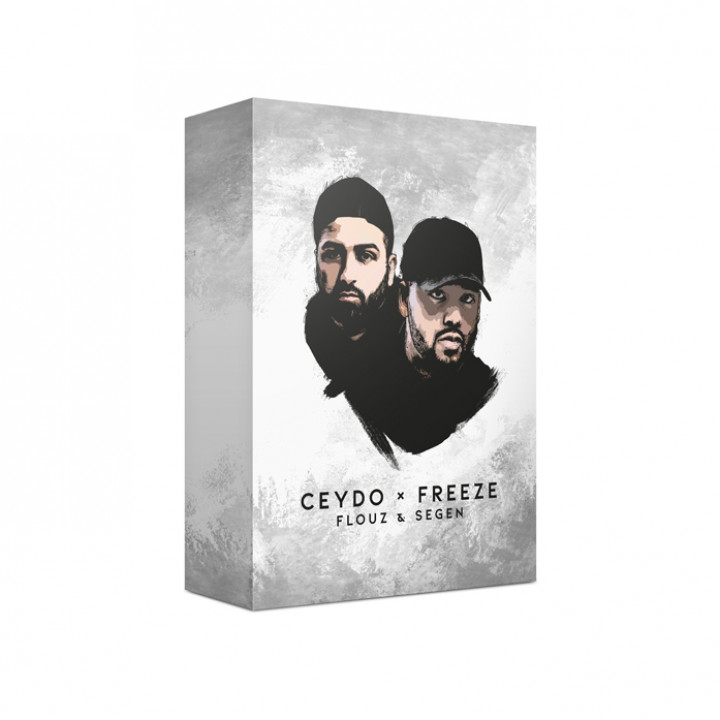 Ceydo x Freeze Box Mock Up