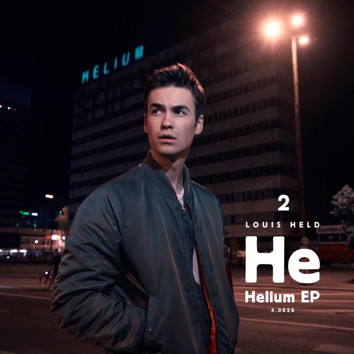 Helium EP Cover