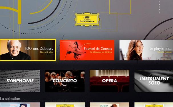Diverse Künstler, Kreative Partnerschaft – Canal+ und Universal Music präsentieren Deutsche Grammophon+