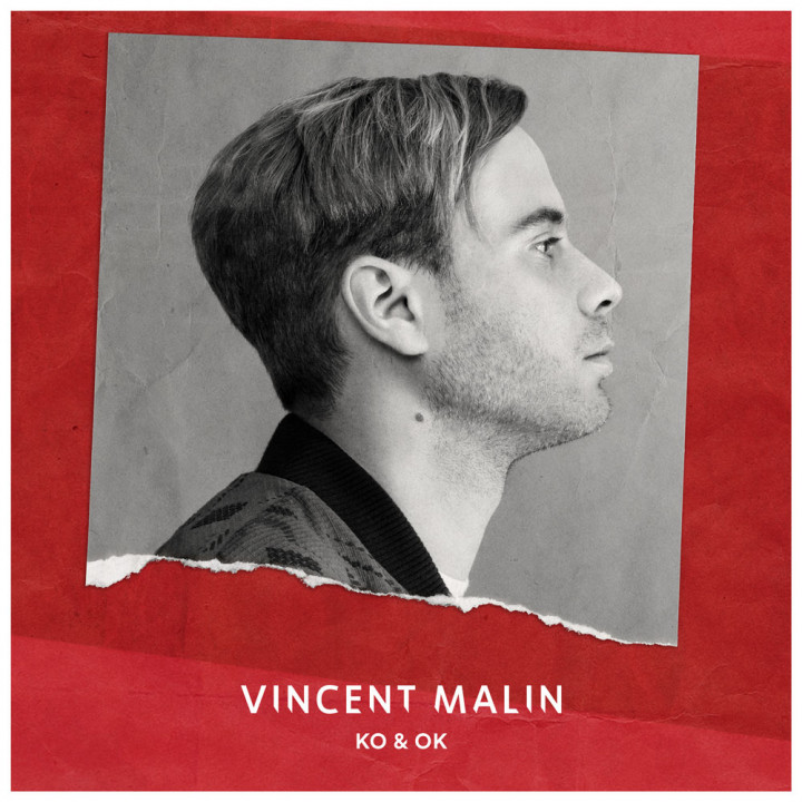 Vincent Malin - KO & OK Single Cover