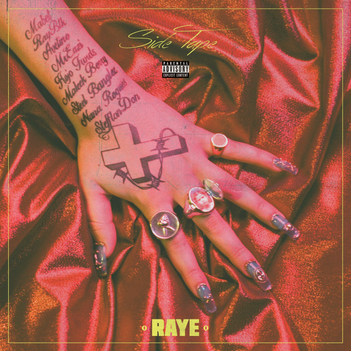 Raye Side Tape Cover
