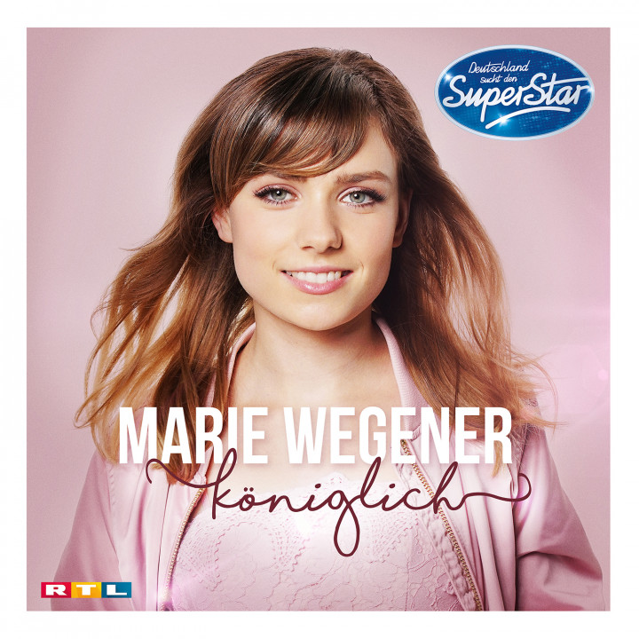 Marie Wegener - Königlich - WEB