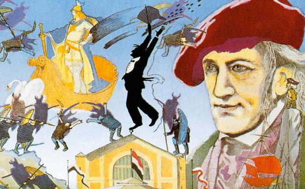 Wir entdecken Komponisten, Bereicherndes Hörvergnügen - Die beliebte Serie Wir entdecken Komponisten präsentiert musikalische Geschichten zu Bach und Wagner
