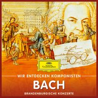 Will Quadflieg, Johann Sebastian Bach - Brandenburgische Konzerte, 00028947999416