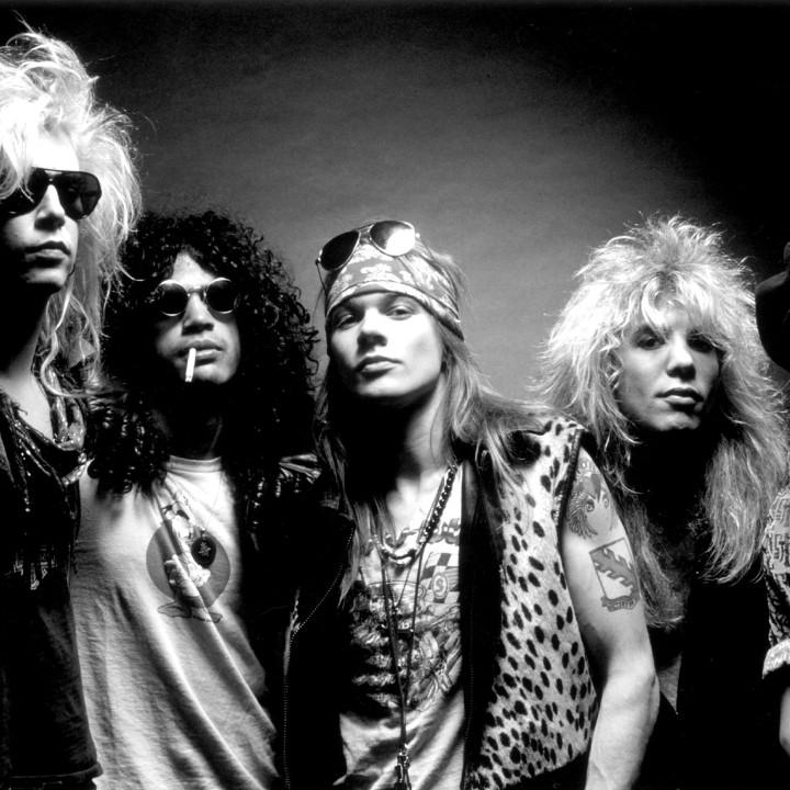 Guns N`Roses 2018