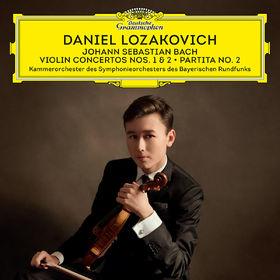 Daniel Lozakovich, J.S. Bach: Violin Concertos Nos. 1 & 2; Partita No. 2, 00028947993728