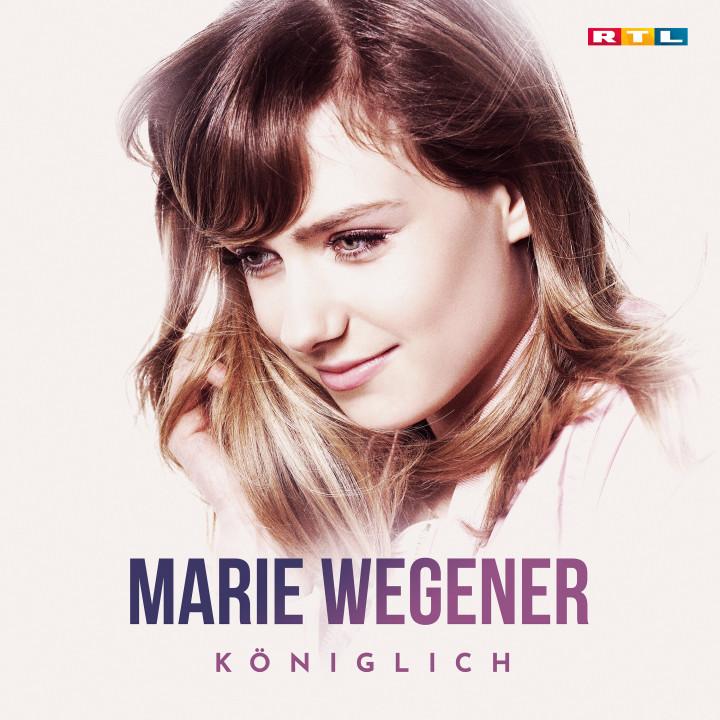 Marie Wegener - Königlich - Album Cover