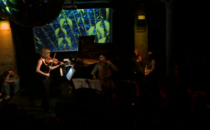 Halvorsen: Passacaglia on a Theme by Handel (Live from Yellow Lounge, Berlin / 2018)