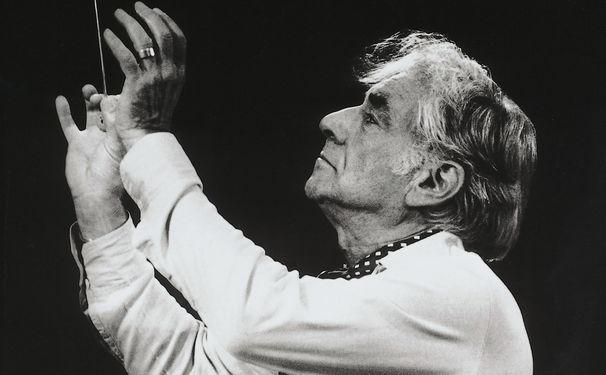 Leonard Bernstein, Biografie Leonard Bernstein