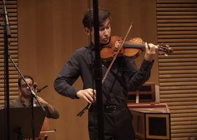 Daniel Lozakovich, J.S. Bach: Violin Concertos Nos. 1 & 2; Partita No. 2 (Teaser)
