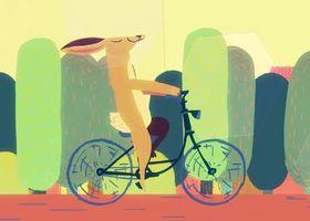 Max Raabe, Fahrrad Fahr'n