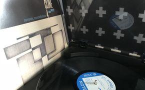 JazzEcho-Plattenteller, Cline ganz groß - Nels Cline 4 auf Vinyl