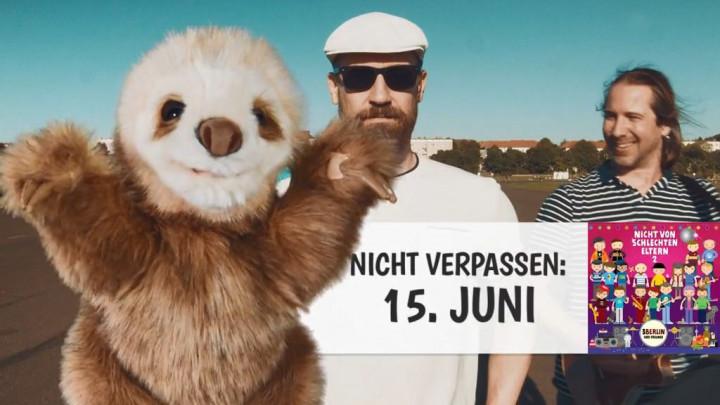 """3BERLIN - """"Mach ich einfach morgen"""" TEASER mit Bürger Lars Dietrich"""