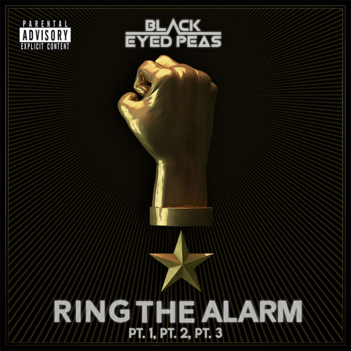 Black Eyed Peas - Ring The Alarm Cover