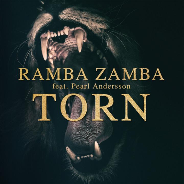 Ramba Zamba feat. Pearl Anderson - Torn Cover