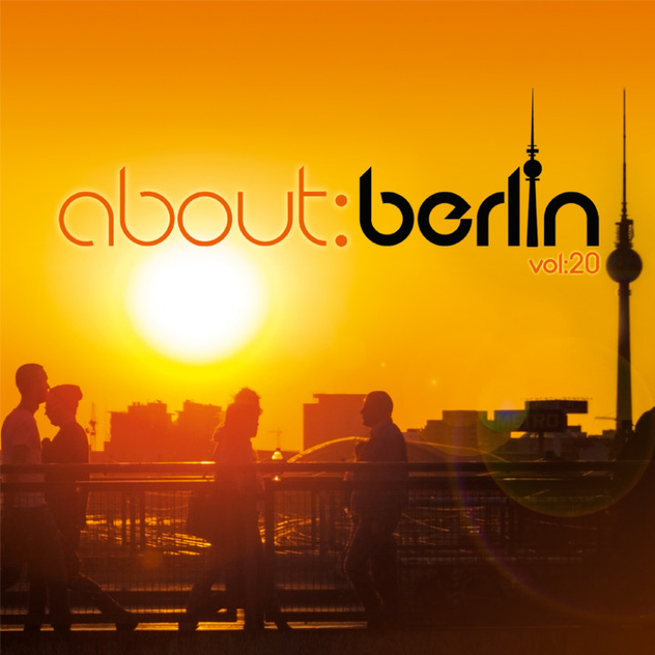 about berlin 20 cover