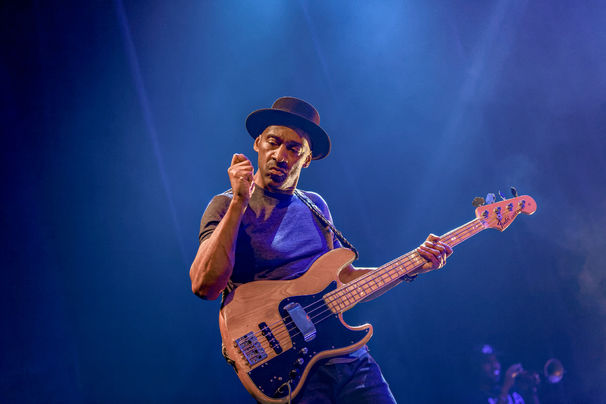 Marcus Miller, Wetten Bass?! - neues Marcus-Miller-Album