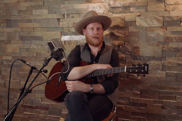"Jarrod Dickenson über seinen Song ""Your Heart Belongs To Me"""