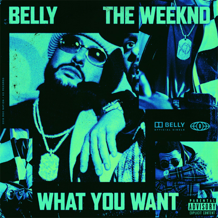 Belly feat. The Weeknd - What You Want
