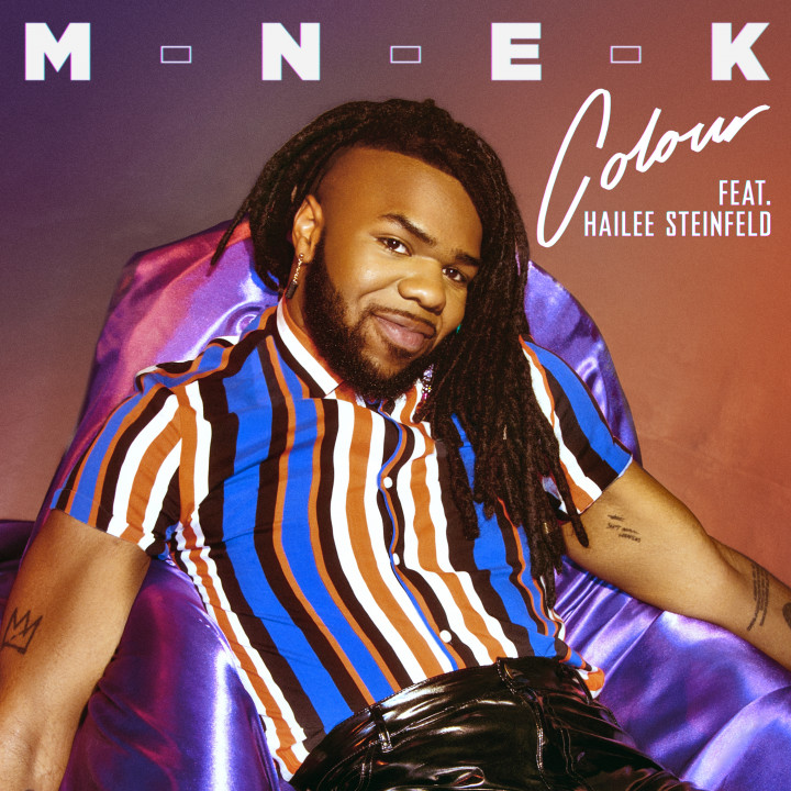 MNEK Colour Artwork
