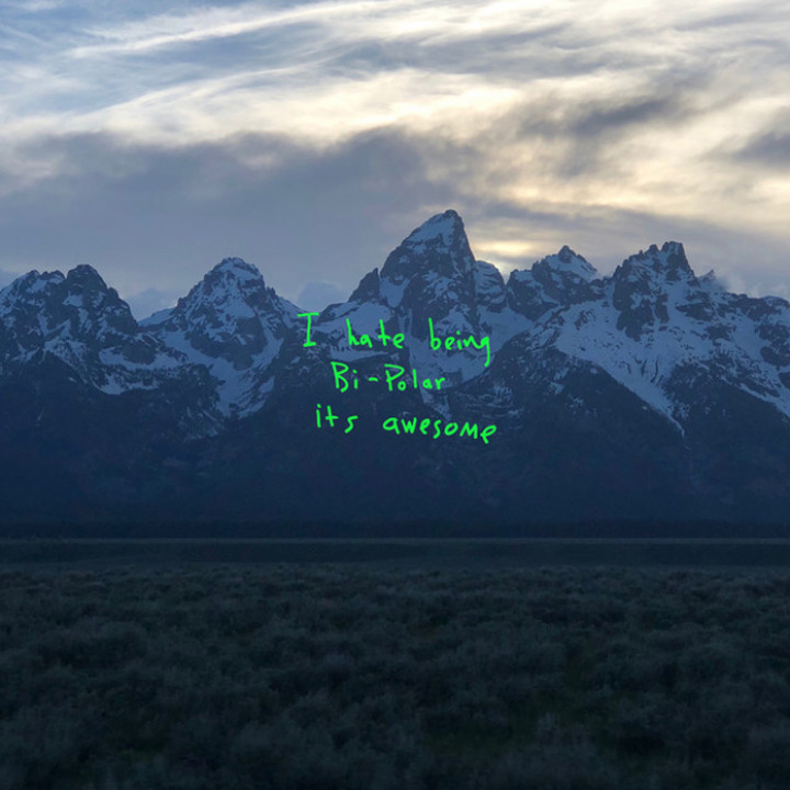 Kanye West - Ye Cover