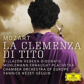 Rolando Villazón, Mozart: La clemenza di Tito, 00028948352104