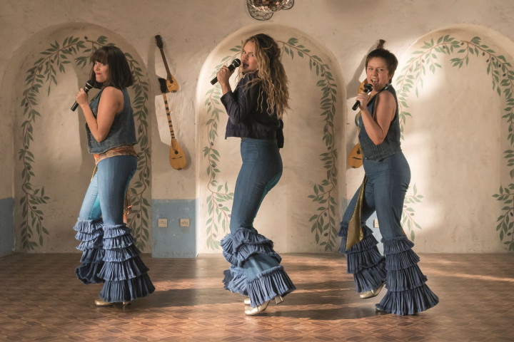 Mamma Mia! Here We Go Again - The Donnas