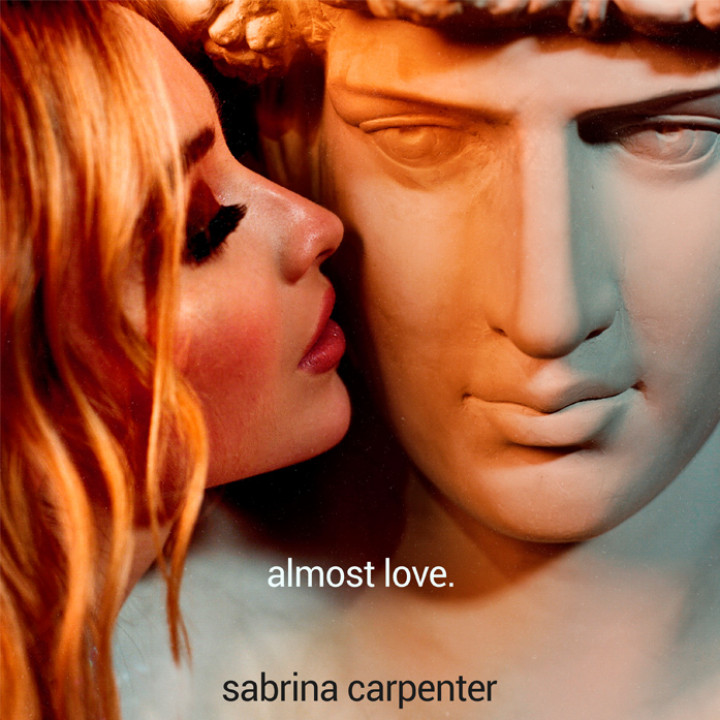 Sabrina Carpenter - Almost Love Single Cover