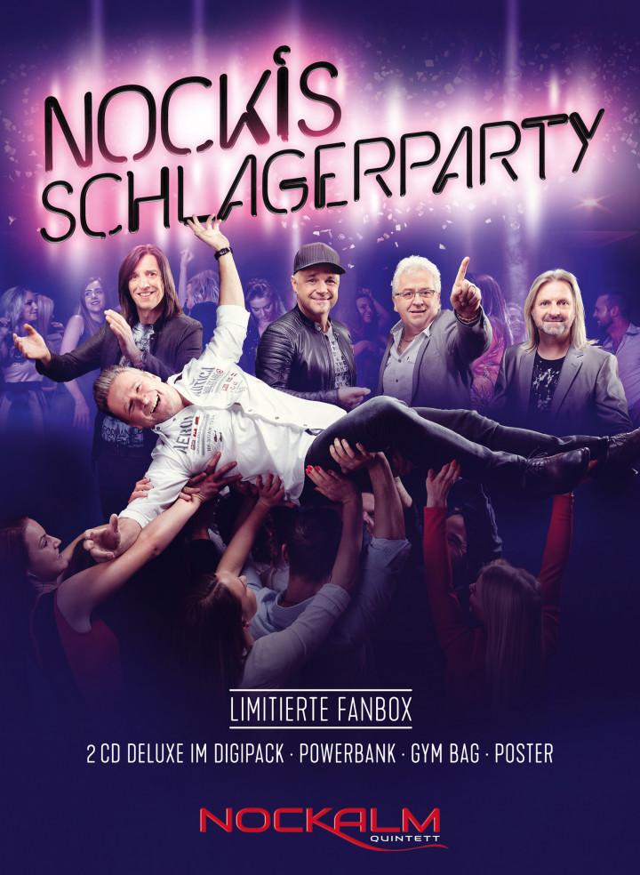 Nockis Schlagerparty (Limitierte Fanbox)