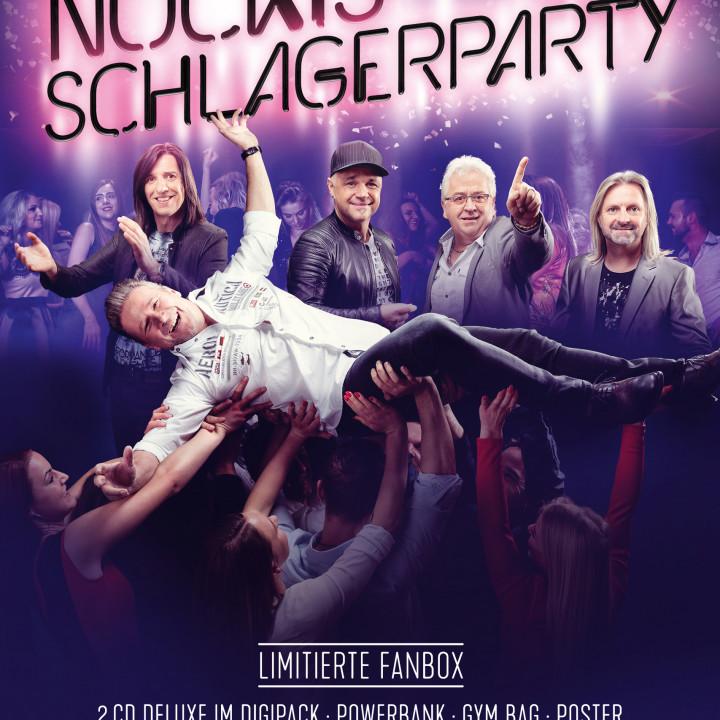 Nockalm Quintett - Nockis Schlagerparty - Fanbox